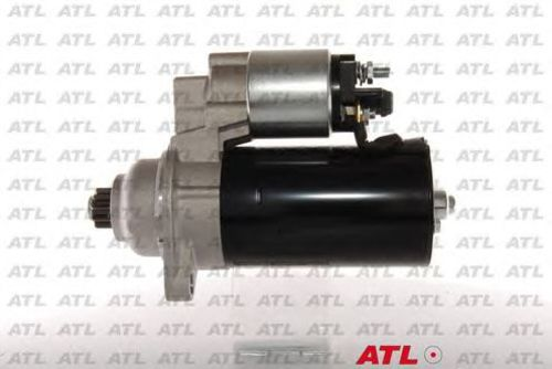 ATL ANLASSER 1,8 kW VW GOLF 3 4 PASSAT LUPO SHARAN AUDI A2 A3 FORD GALAXY Pic:2