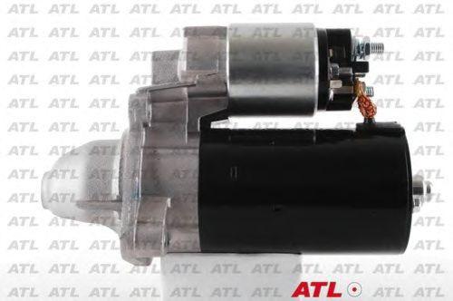 ATL ANLASSER STARTER 1,4 kW BMW 3ER E36 E46 5ER E34 E39 E60 7ER X3 E83 Z3 Z4 Pic:2