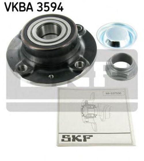 1 original SKF Radlager SATZ SET KIT    VKBA 3594 ( VKBA3594 )  Citroën