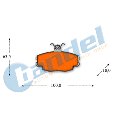 BREMSSCHEIBEN 259mm belüftet + BREMSBELÄGE VORNE RENAULT TWINGO (CN0_) Pic:2