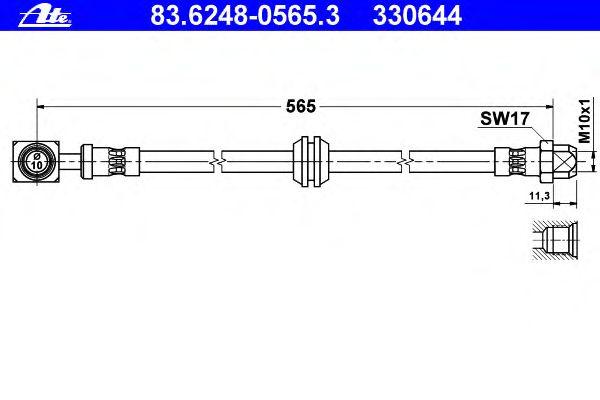 FILTRO ARIA FIAT X 1//9 1.3 54KW 73CV 10//1975/>06//78 2778400 4242840 4269837 790