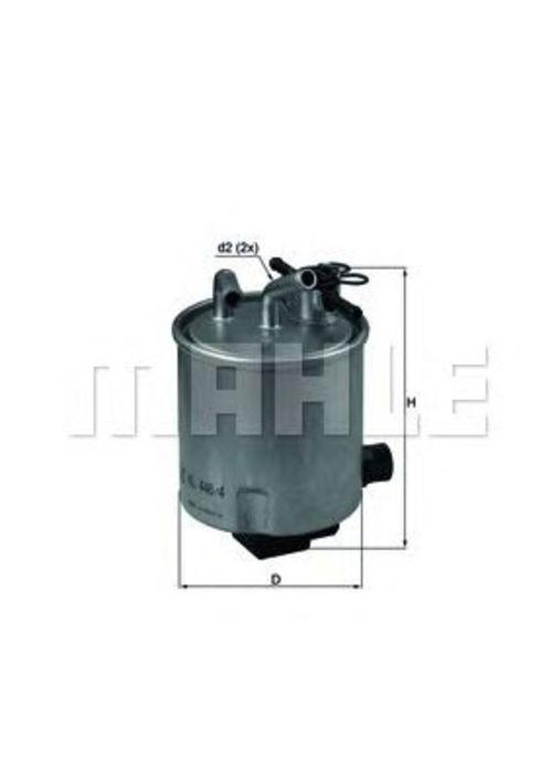 MAHLE / KNECHT Kraftstofffilter KL 440/4 ( KL440/4 )