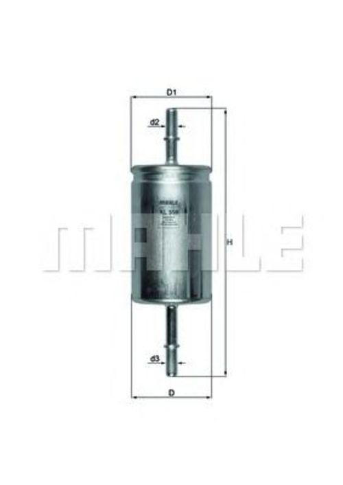 MAHLE / KNECHT Kraftstofffilter KL 559 ( KL559 )