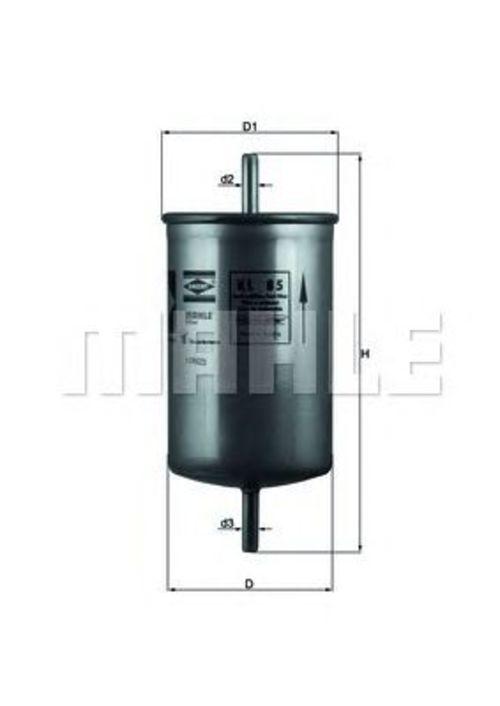 MAHLE / KNECHT Kraftstofffilter KL 85 ( KL85 )