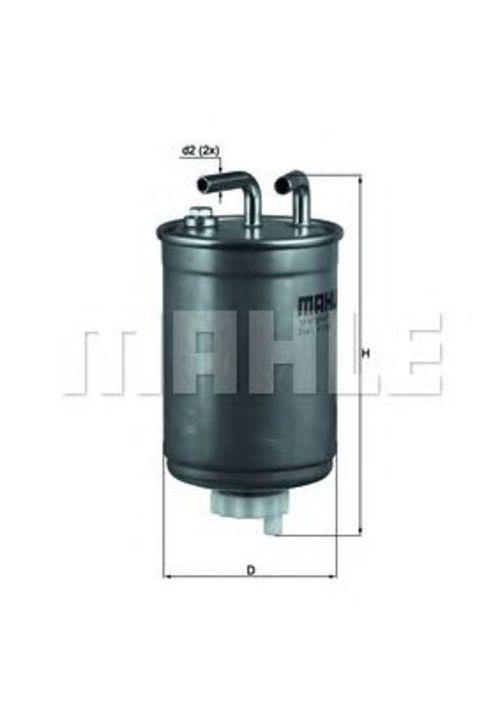 MAHLE / KNECHT Kraftstofffilter KL 99 ( KL99 )
