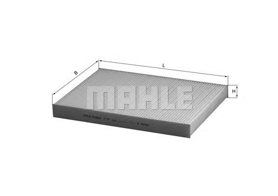 MAHLE KNECHT INNENRAUMFILTER AUDI A4 A6 ALLROAD SEAT EXEO 1997-