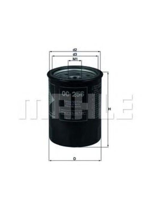 MAHLE / KNECHT Ölfilter OC 256 ( OC256 )
