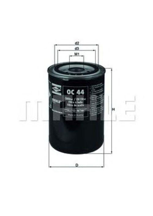 MAHLE / KNECHT Ölfilter OC 44 ( OC44 )