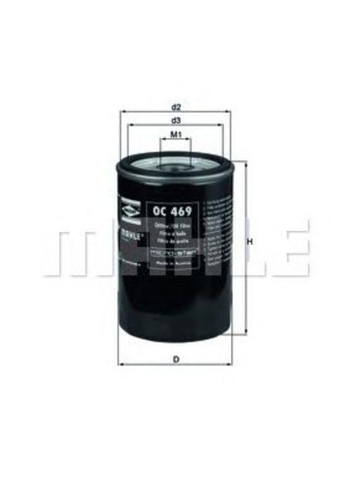 MAHLE / KNECHT Ölfilter ROVER 45 + 75 MG ZS + ZT + ZT - T