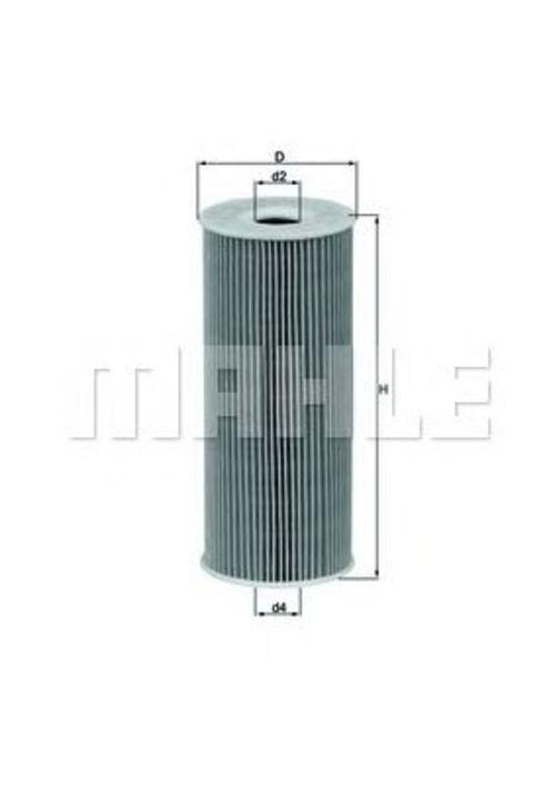 MAHLE / KNECHT Ölfilter AUDI A1 A4 (B5/6/7) A6(C5) GOLF IV PASSAT (3B2/3/5/6)