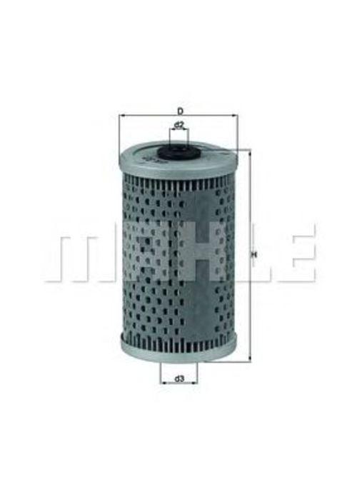 MAHLE / KNECHT Ölfilter MERCEDES C123 S123 W123 G-KLASSE (W460)