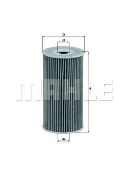 MAHLE / KNECHT Ölfilter OX 365/1D ( OX365/1D )