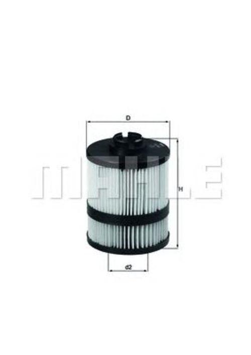MAHLE / KNECHT Ölfilter OX 563D ( OX563D )