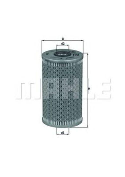 MAHLE / KNECHT Ölfilter OX 96D ( OX96D )