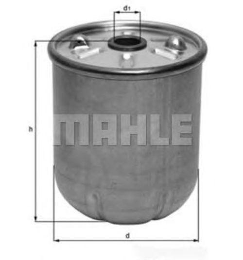 MAHLE / KNECHT Ölfilter OZ 6D ( OZ6D )