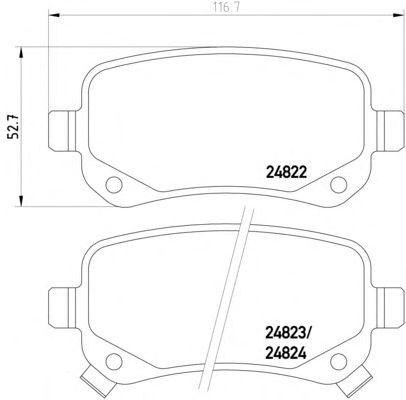 Textar Bremsscheiben Bremsbeläge vorne Dodge Journey VW Routan